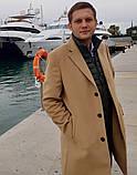 Пальто чоловіче котоновое H&M (52-54), фото 9