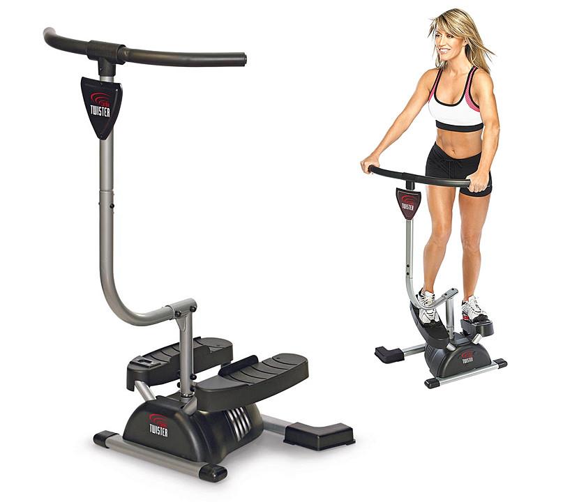 """Степпер """"cardio twister"""", кардиотренажер, самый эффективный."""