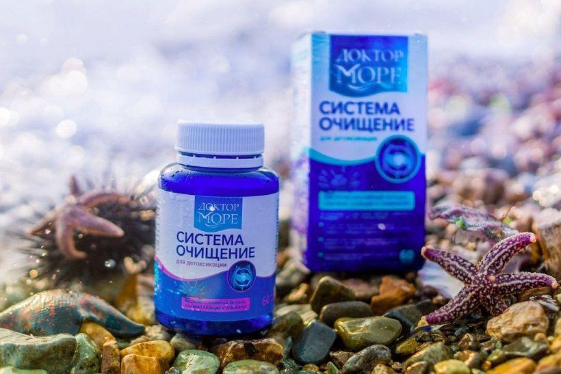 Доктор Море система очищения для похудения
