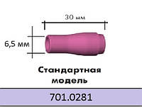 Керамическое сопло № 4 (NW 6,5 мм / L 30,0 мм) ABITIG GRIP/SRT 9, SRT 9V, ABITIG®/SRT 20