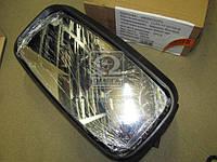 Зеркало боковое (LL01-11-011H-B) VOLVO левое эл./подогрев 469X249 <ДК>
