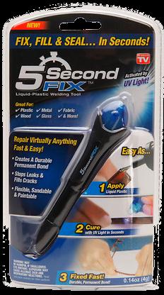 Жидкий пластик-сварка 5 seconds to fix