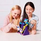 Игрушечная Обезьянка Прилипунцель + кукла LOL в подарок, фото 4