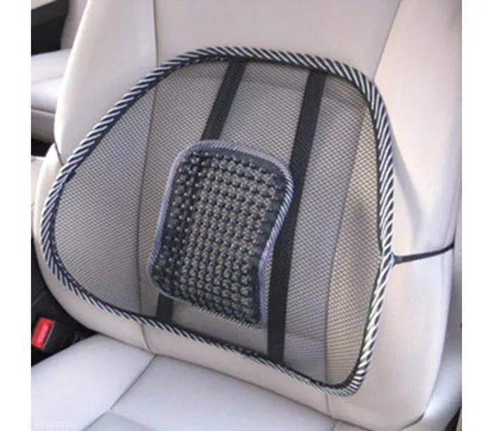 Избавление от проблем с позвоночником упор поясничный Seat Back
