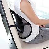 Избавление от проблем с позвоночником упор поясничный Seat Back, фото 4