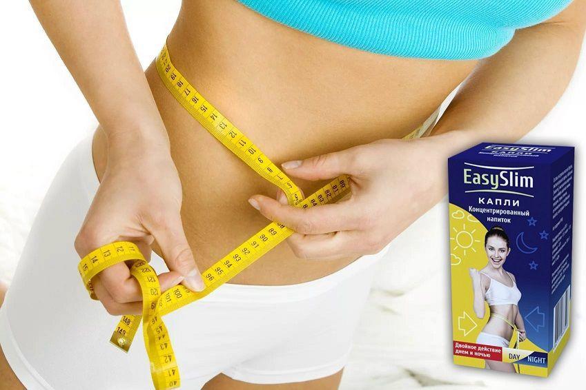 ИзиСлим (EasySlim) краплі для схуднення