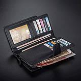 Изысканный портмоне-клатч Baellerry, фото 2