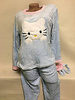 Женская пижама комбинезон оптом в Украине. Сравнить цены a04e9cedc054d