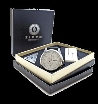 Инновационные часы-зажигалка «ZIPPO»