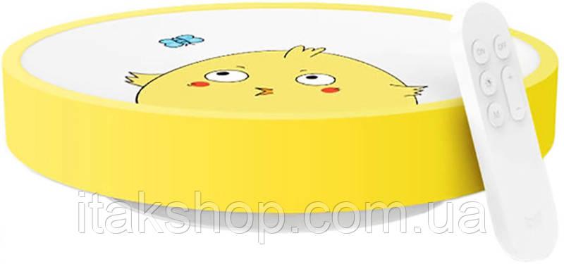 Смарт-лампа Yeelight LED Ceiling Light Kids Edition Yellow