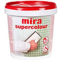 Фуга Mira Supercolour 123 1.2 кг мокрый асфальт