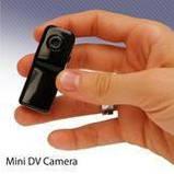 Камера размером с зажигалку Mini DX Camera, фото 9