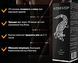 Капли Аллигатор для эрекции, фото 2