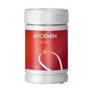 Капсулы Avormin toxic от запаха изо рта