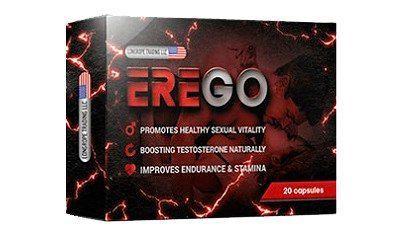 Капсулы Erego (Эрего) для мужской силы