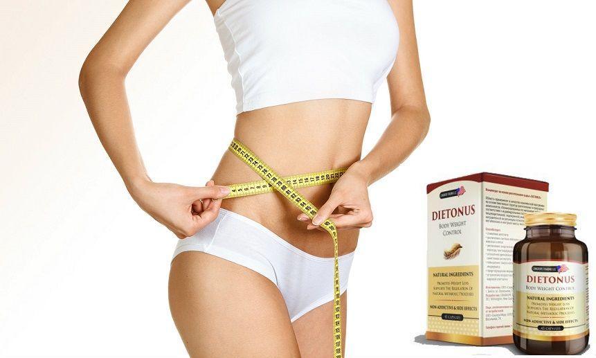 Капсулы для похудения Dietonus (Диетонус)