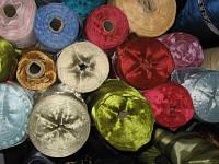 Ткань атласная (разные цвета)