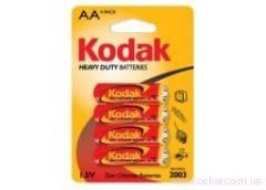 Батарейка Kodak R 03 1x4 кор. (60/900) [125011], фото 2