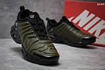 Кроссовки Nike Air Max 95 TN (черно/зеленые), фото 5