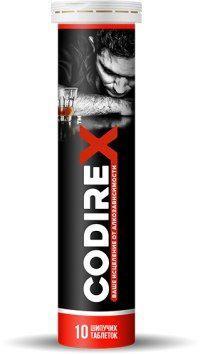 Кодирекс — растворимые таблетки от алкозависимости