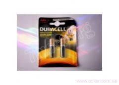Батарейка Duracell LR 03 1x 2 блист. 12шт. на листе (120) [121027], фото 2