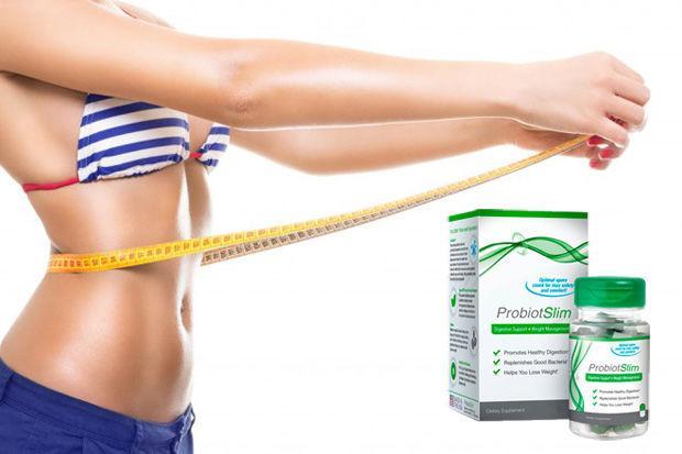 Комплекс для похудения ProbiotSlim (ПробиотСлим)