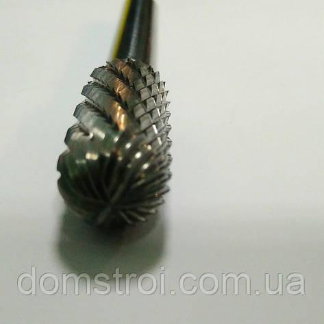 Шарошка ( борфреза ) универсальная Тип СТип С 10 мм, фото 2