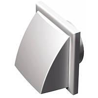 Вентиляционная решетка Vents МВ BK 154х110 мм Ø100 мм