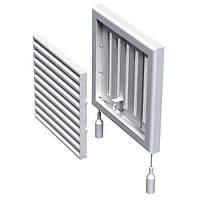 Вентиляционная решетка Vents МВ Рс 186х142 мм