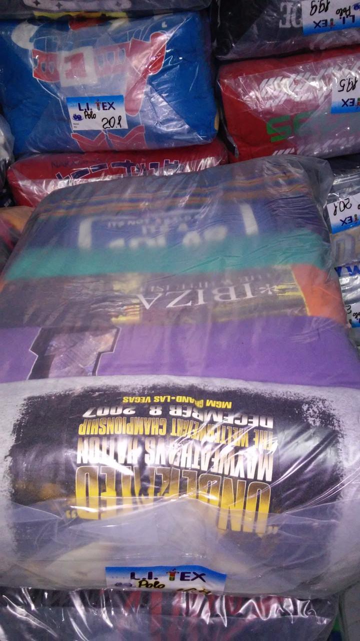 Секонд-хенд футболки