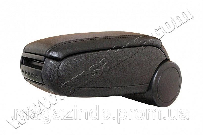 Подлокотник Dacia Logan MCV 2006- /сдвижной,К1,черный/ Код:75188188