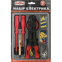 Набор ручного инструмента для электрика Montero MN-80011 93 шт
