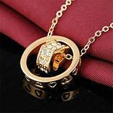 Кулон Ring Heart, фото 3