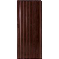 Двери-гармошка BS-A-11-P05 2030x820x60 мм орех