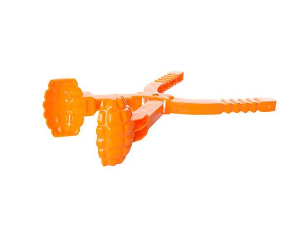 Снежколеп MS 1281Orange (Оранжевый) , в кульке, 34,5-9,5-9см