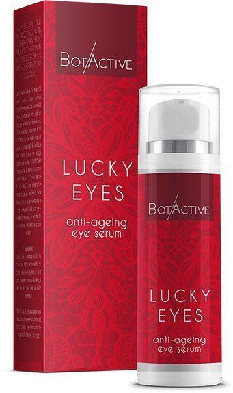 Лифтинг-сыворотка BotActive Lucky Eyes для контурной зоны вокруг глаз
