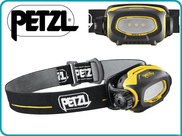 Налобный фонарик Pixa 1 ATEX PETZL