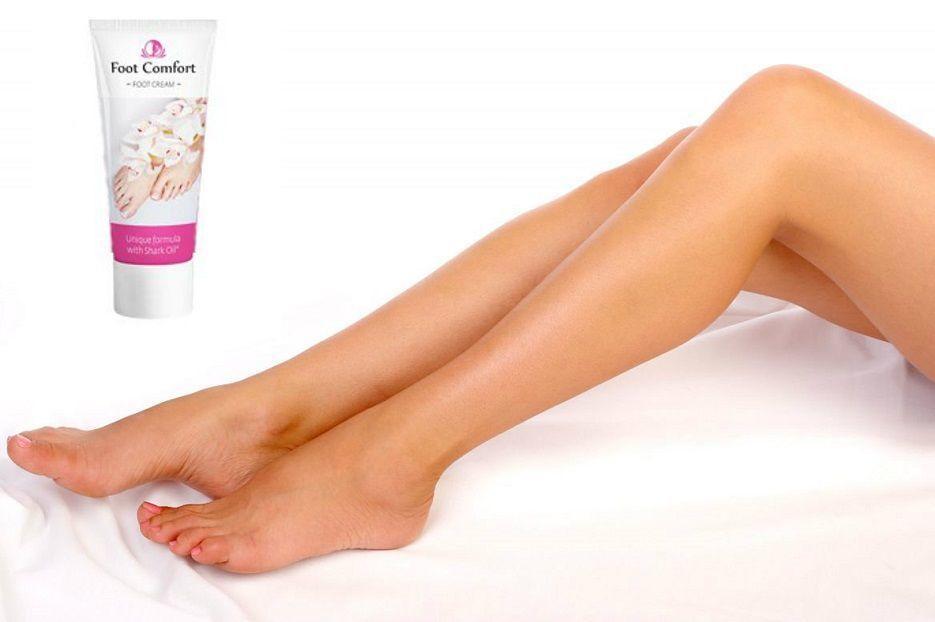 Мазь від кісточки на великому пальці ноги Foot Comfort (Фут Комфорт)