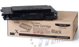 Тонер-картридж  XEROX PHASER 7400, (106R01080), черный, (max)