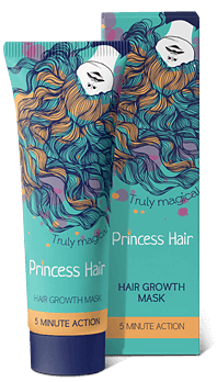 Маска для волосся Princess Hai