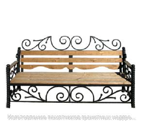 Изготовление скамеек, столов  в Симферополе и Крыму