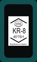 Пластырь радиальный KR-8 (45х75 мм) Simval