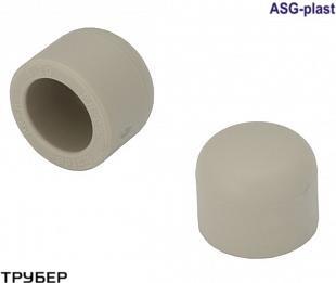 Заглушка 32 полипропилен ASG