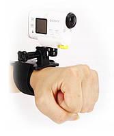 "HandGrip крепление камер на руку/ногу для Sony Action Cam на винт 1/4"""