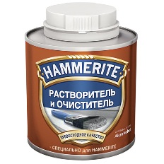 Растворитель и очиститель для красок Hammerite 0.5л - Гран Палета в Одессе