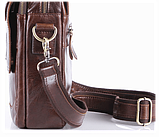 Мужские кожаные сумки CANADA, фото 2