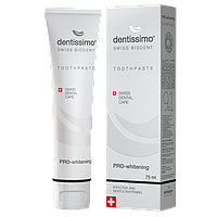 DENTISSIMO Зубна паста Pro-Whitening, 75 мл 22348
