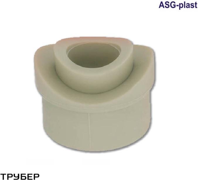 Вварное седло 90*32 полипропилен ASG