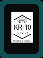Пластырь радиальный KR-10 (55х75 мм) Simval