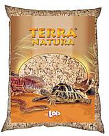 """Lolopets"" TERRA NATURA подстилка буковая для террариумов ""М"", 4l."